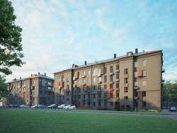 Апарт-комплекс Парковая апартаменты